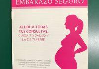 El IMSS entrega la Cartilla de Embarazo Seguro en sus Unidades Médicas