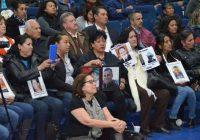 Abandonaron Cuauhtémoc familiares de desaparecidos