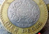 Estas raras monedas de 10 pesos pueden valer hasta 100 veces más