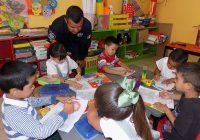 DARE se imparte en 14 escuelas de nivel básico