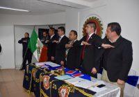 Asiste Alcalde a cambio de mesa directiva del Club Activo 20 30