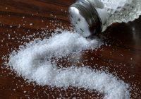 IMSS llama a moderarse en el consumo de sal