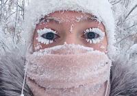 En SIberia, frío registra 65 grados bajo cero
