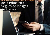 Comienza el periodo para declarar la Prima de Riesgos de Trabajo 2017 ante el IMSS