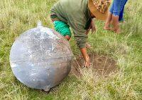 Perú avista la caída de un enigmático objeto dentro de una bola de fuego