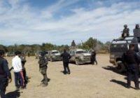 Localizan cuerpo calcinado cerca de Anáhuac