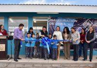 Inauguran cocina escolar en la primaria Francisco Villa
