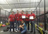 Estudiantes del ITCC obtuvieron su pase a las Olimpiadas Mundiales de Robótica en Guayaquil, Ecuador