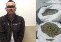 """Capturan en Ocampo a presunto integrante de """"La Línea"""""""