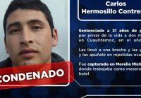 Le dieron sentencia de 30 años de prisión por el asesinato de dos mujeres en Cuauhtémoc