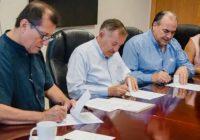 Firman convenio la SDS y Fechac para la realización de proyectos productivos en la región de Cuauhtémoc