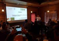 Presentan a productores de Cuauhtémoc aplicación para el uso eficiente del agua