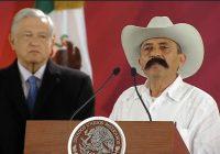 Ponen a Emiliano Zapata al servicio de AMLO