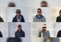 Ocho sicarios detenidos en Nuevo Casas Grandes tras operativo conjunto CES-SEDENA
