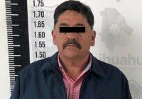 Detienen al presidente municipal de Cuauhtémoc, Chihuahua