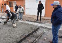 Proyecta el Municipio de Cuauhtémoc la pavimentación de 200 mil metros cuadrados para el 2019
