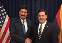 Gobiernos de Chihuahua y Arizona afianzan su relación de intercambio y cooperación