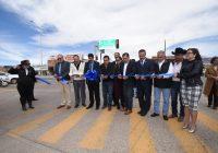 Estado y Municipio invirtieron 70 mdp en el bulevar Fernando Baeza