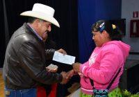 Entrega Presidencia Municipal de Cuauhtémoc 135 microcréditos a emprendedores