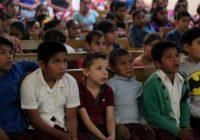 Culmina en Batopilas Cine Tour por la Sierra con más de 200 menores participantes