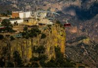 Rompe récord de visitantes el Parque de Aventura Barrancas del Cobre