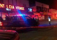 Asesinan a golpes a un hombre en el centro de Cuauhtémoc