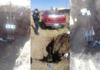 Asegura CES toma clandestina en ducto de Pemex en Aquiles Serdán