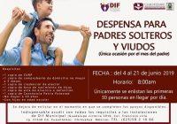 DIF Municipal de Cuauhtémoc convoca a padres solteros y viudos al Programa de Ayuda Alimentaria
