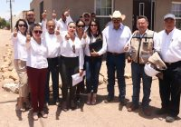 Entrega alcalde de Cuauhtémoc 9 frentes de pavimentación y pone en marcha otros 10