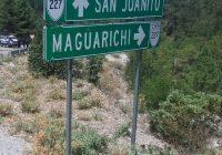 Identifican a los cuatro ejecutados en San Juanito