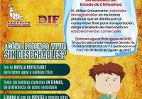"""Lanzan campaña """"No uso de plástico"""" en el municipio de Guerrero"""