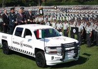 Toma protesta a integrantes de la Guardia Nacional; son 70 mil elementos en 150 regiones