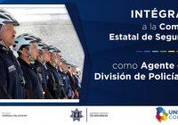 Continúa abierta convocatoria para integrarse a la Policía Vial
