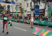 El chihuahuense Horacio Nava gana medalla de plata en los 50 kms de marcha en Lima 2019