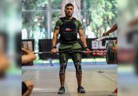 Cuauhtemense Tavo Aguilar buscará el podio en la competencia de Fitness Funcional Black Challenge