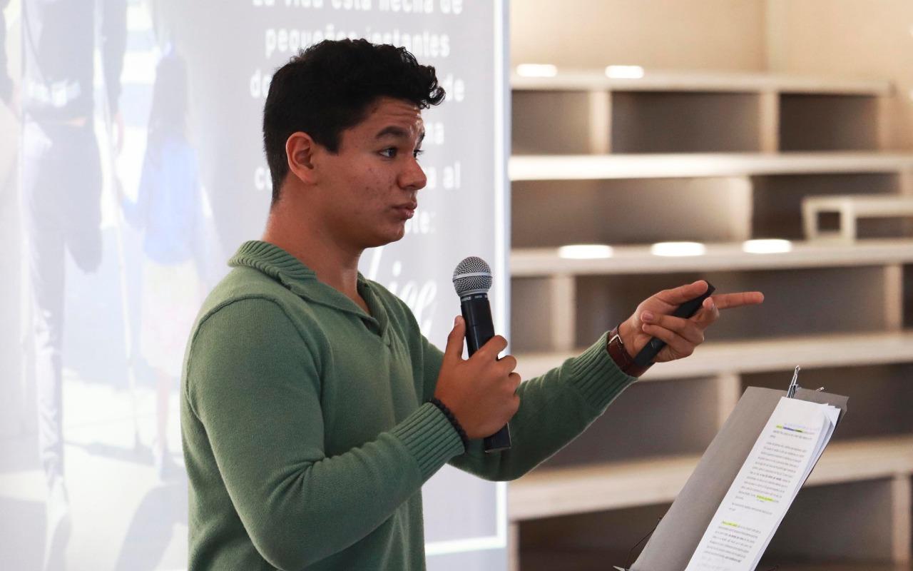 Lleva el DIF de Cuauhtémoc Conferencias para prevenir el suicidio en adolescentes