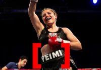 Cambia fecha para la pelea de la cuauhtemense Yamileth Mercado