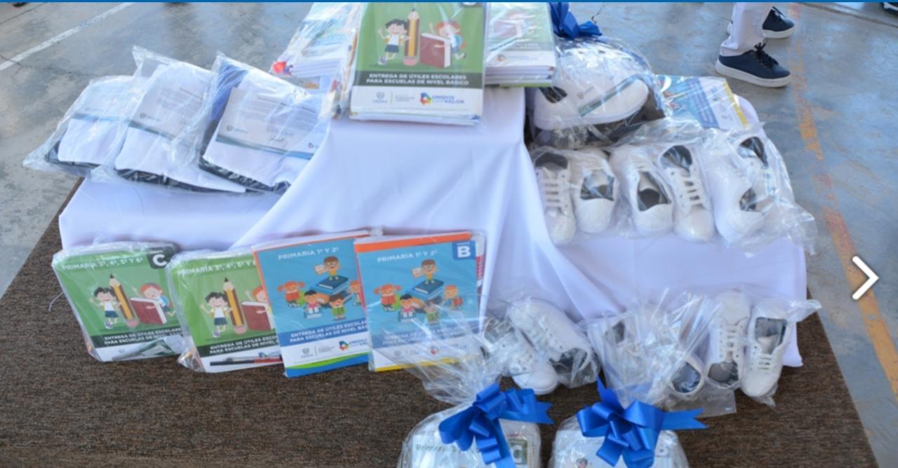 Entregará Gobierno del Estado 16 mil uniformes escolares en Cuauhtémoc