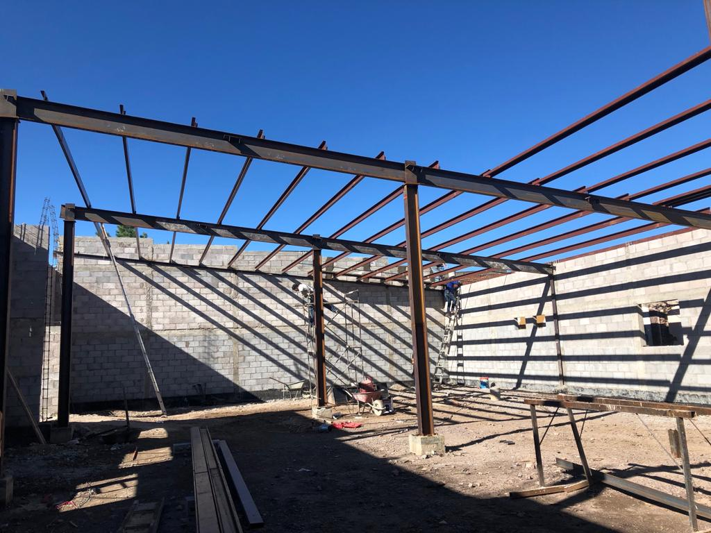 Municipio de Cuauhtémoc construye la Unidad Básica de Rehabilitación