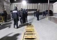 800 elementos policiales y militares realizan revisión en CERESO 3 de Ciudad Juárez