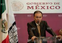 Existe estrategia contra la delincuencia, subraya Alfonso Durazo