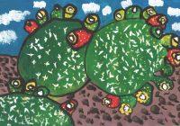 Niño cuauhtemense gana Concurso Nacional de Dibujo de la Conafor