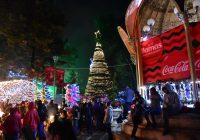 Domingo 8 de diciembre será el encendido del Árbol Navideño en Cuauhtémoc