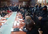Comisión Estatal de Seguridad desarmó a policías municipales de Cuauhtémoc