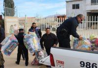 """Entrega CES 4 mil 500 juguetes de la campaña """"Libera tu Licencia por un Juguete"""""""