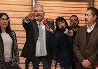 Romeo Morales toma Protesta como presidente municipal de Cuauhtémoc (video)