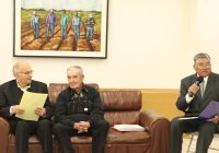 Mediante conferencia conmemoran el 72 aniversario de Cuauhtémoc como ciudad