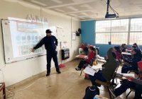 Imparten Educación Vial a niños de primarias y preescolar en Cuauhtémoc