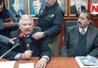 Respalda Romeo Morales a Héctor Barraza ante peticiones de renuncia