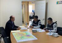 Avanza trámite para la entrega de terreno para la Guardia Nacional en Cuauhtémoc